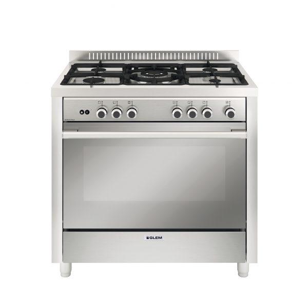 Cocina a gas GLEM Matrix MX96IB